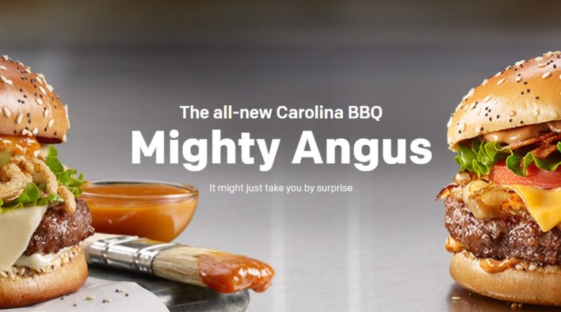 Carolina BBQ Mighty Angus