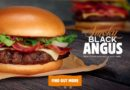 Burger King Smoky Black Angus