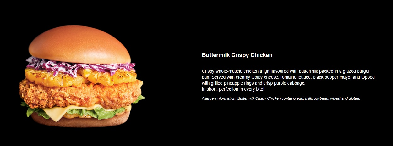 Buttermilk Crispy Chicken