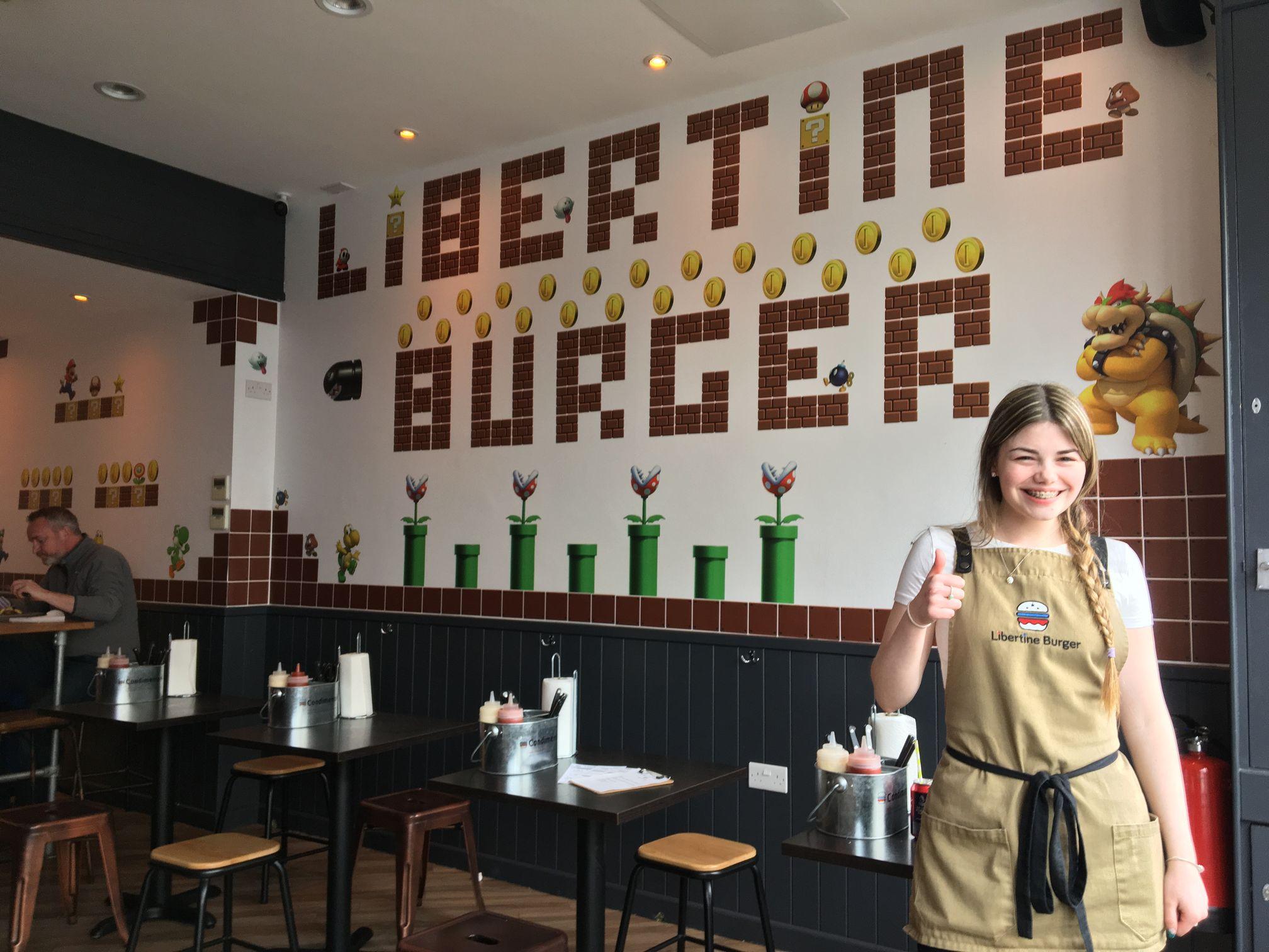 Leamington Burger