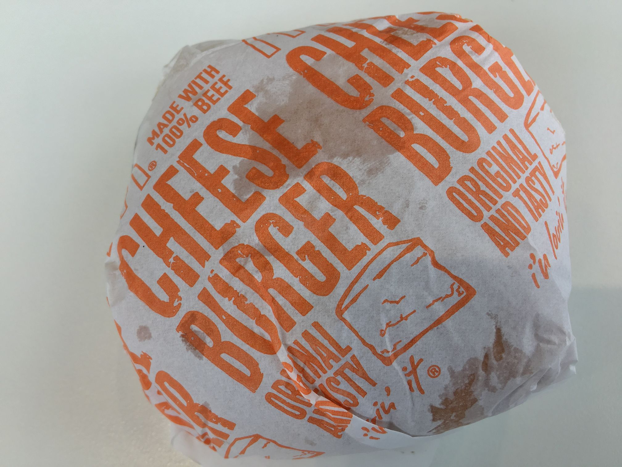 McDonald's Cheese Burger