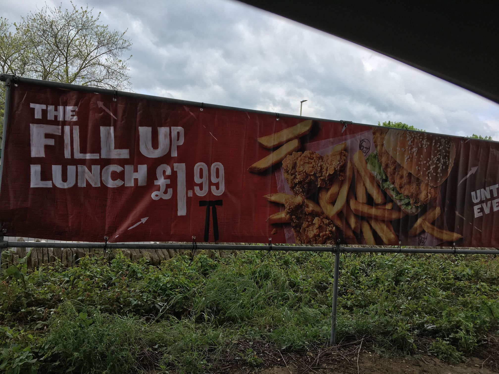 KFC Lunch Deal
