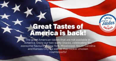 Great Tastes of America 2019