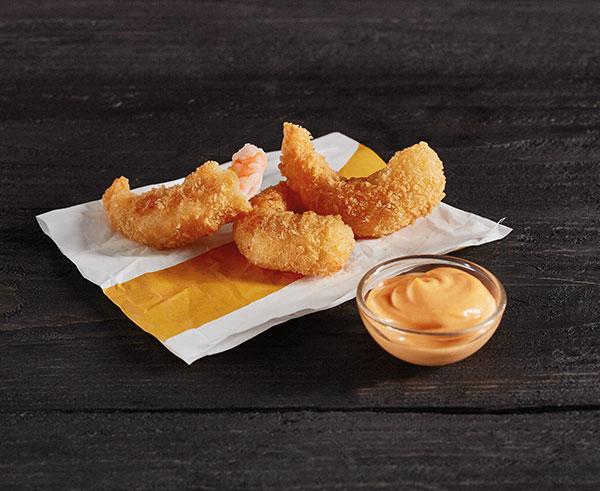 McDonald's Shrimp