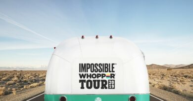 Impossible Whopper Tour