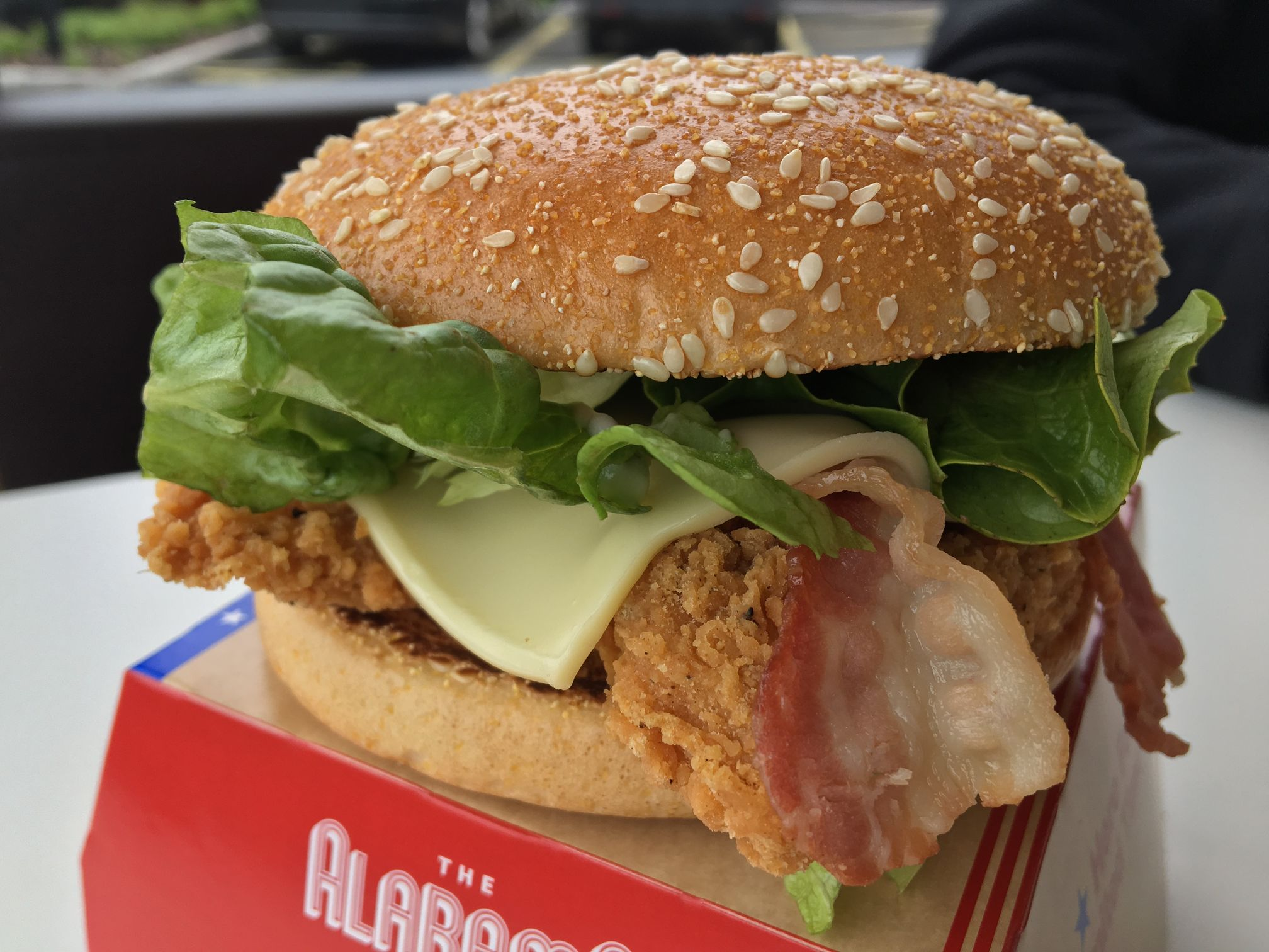 McDonald's Alabama Chicken