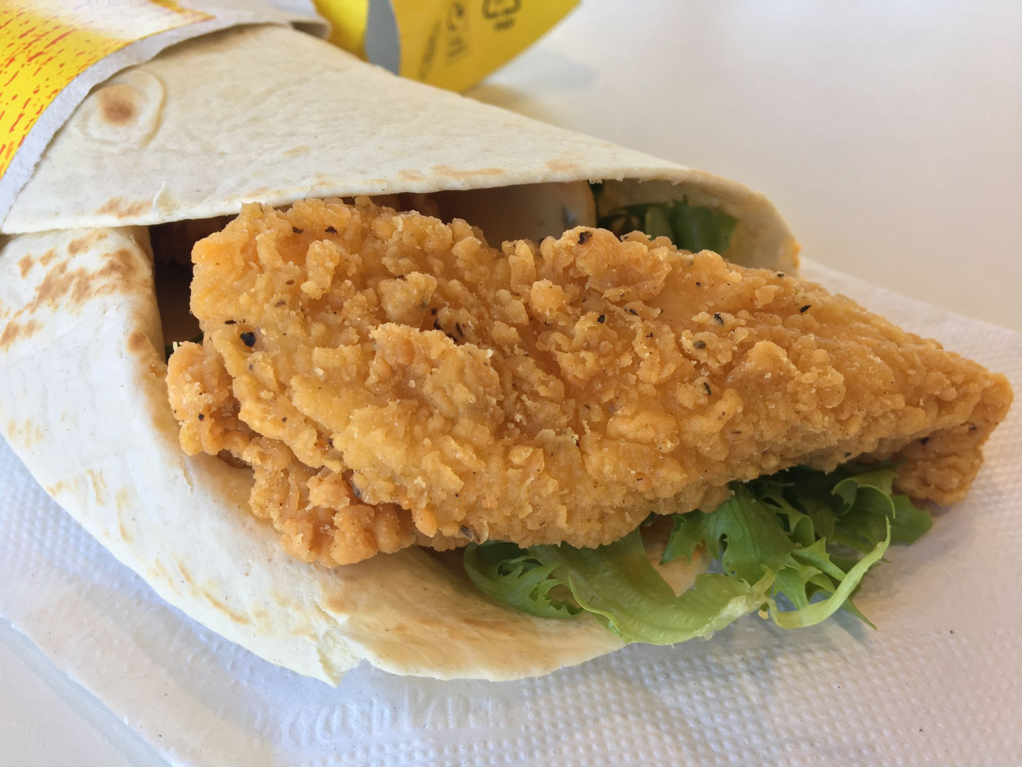 Hot Cajun Chicken One