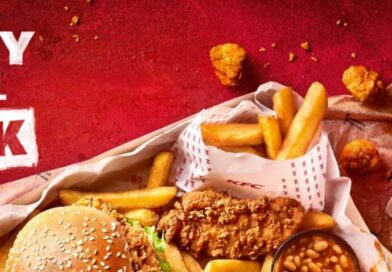 KFC Trilogy Boxmeal