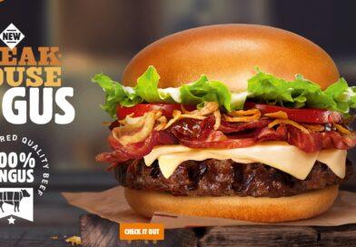 Burger King Steakhouse Angus