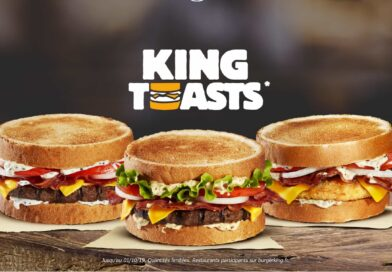 Burger King France King Toasts
