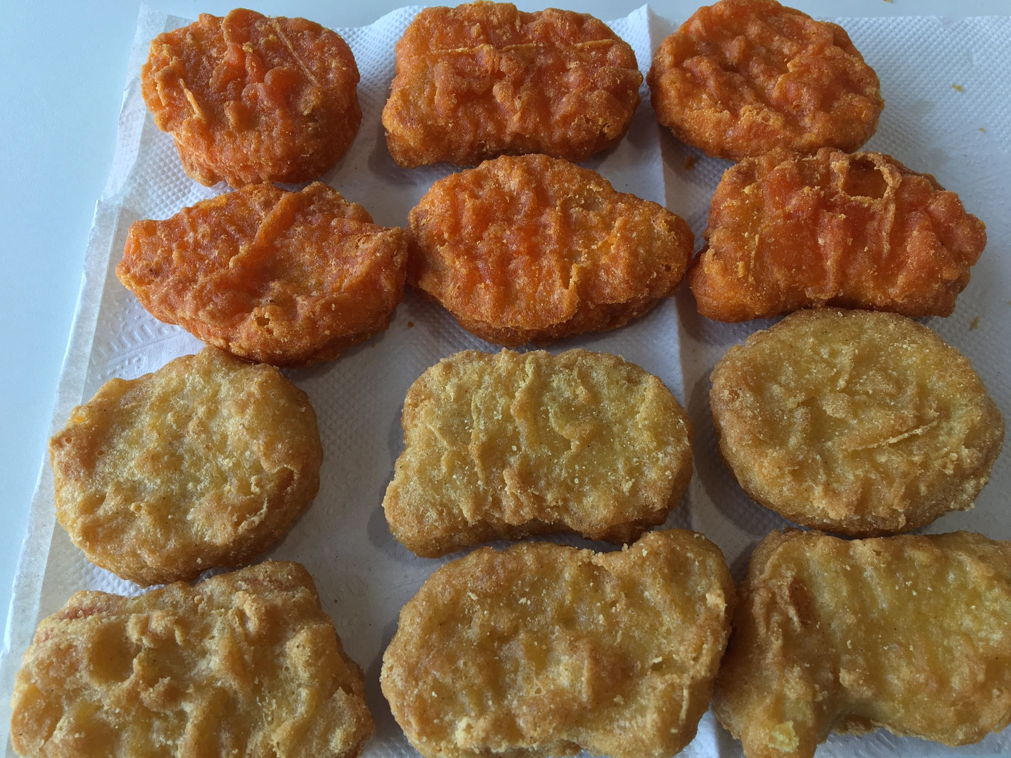McDonald's Spicy Chicken McNuggets