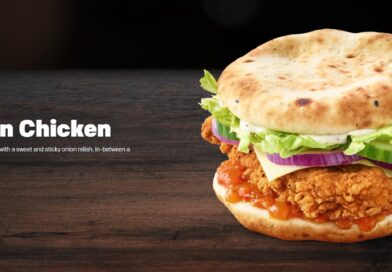 McDonald's Indian Chicken