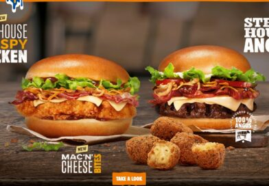 Burger King Roadhouse Crispy Chicken