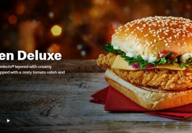 McDonald's Chicken Deluxe
