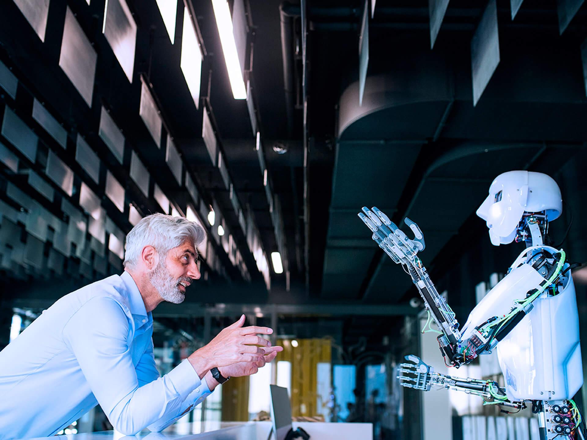 Inteligencia artificial en el trabajo