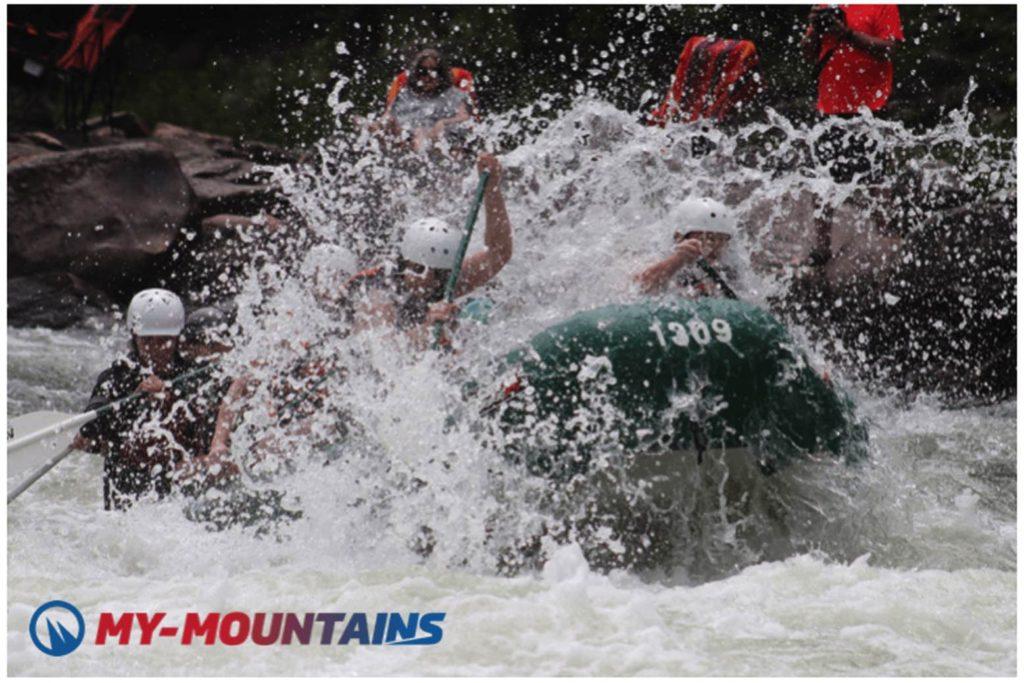 River Rafting St. Moritz and Interlaken