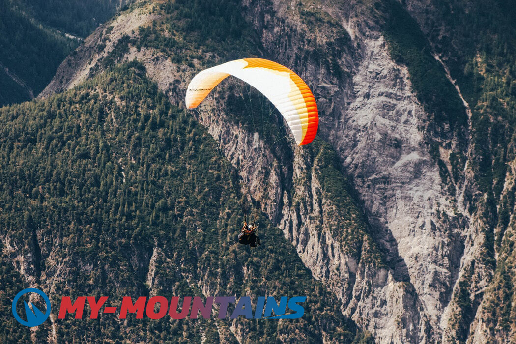 How to book paragliding
