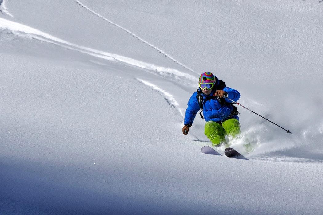 Freeriding Course Engelberg Switzerland