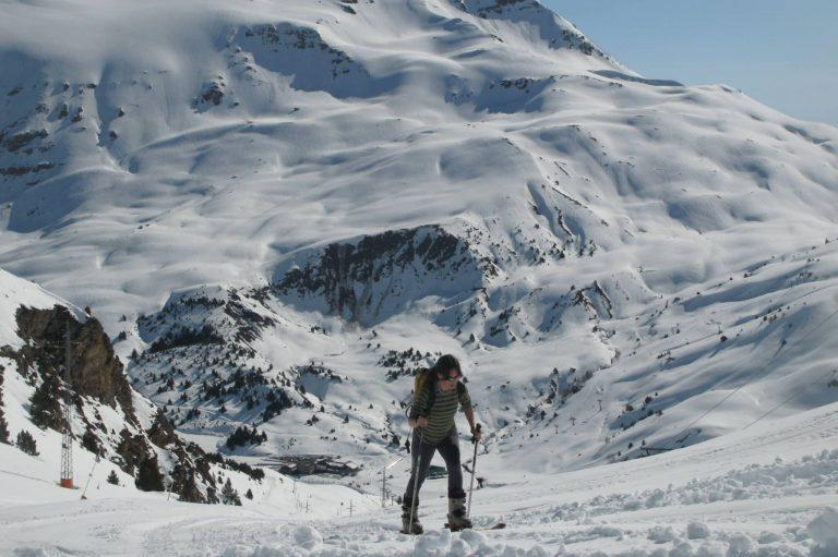 Ski in Benasque Valley
