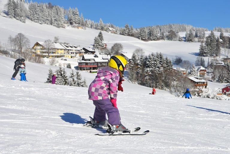 Engelberg. Perfect Ski Spot