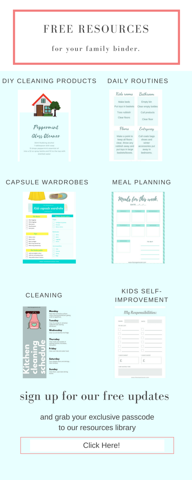 Printable Monthly Planner Pages, free printables planner, Printable Daily Planner