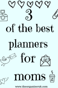 3 of the best planners for moms