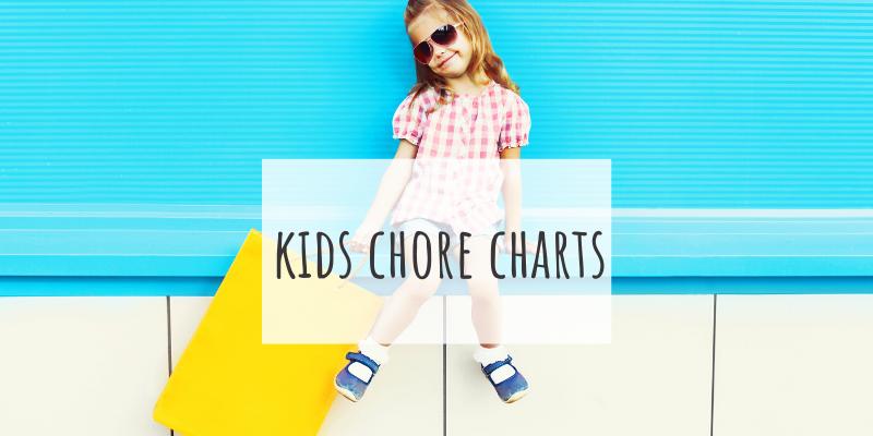 kids chore charts