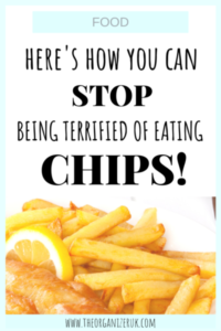 The healthy way of eating chips