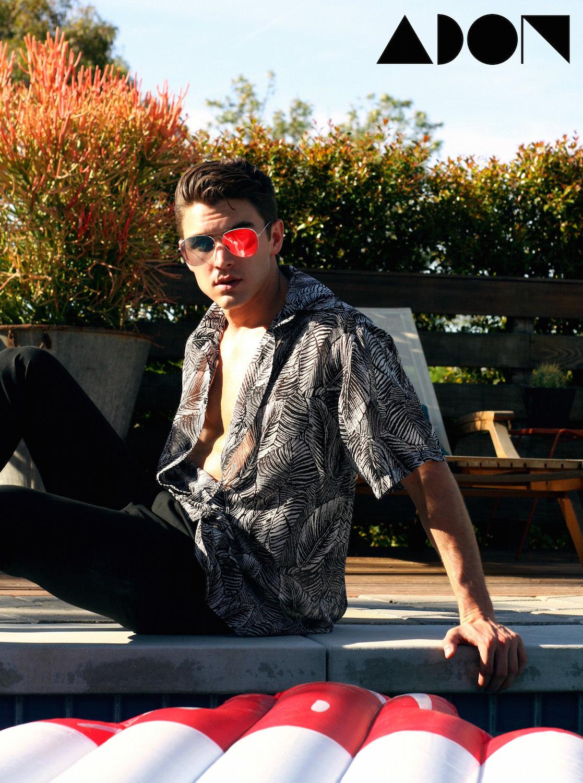 Sean Daniels by Luis Lucas for CAJ