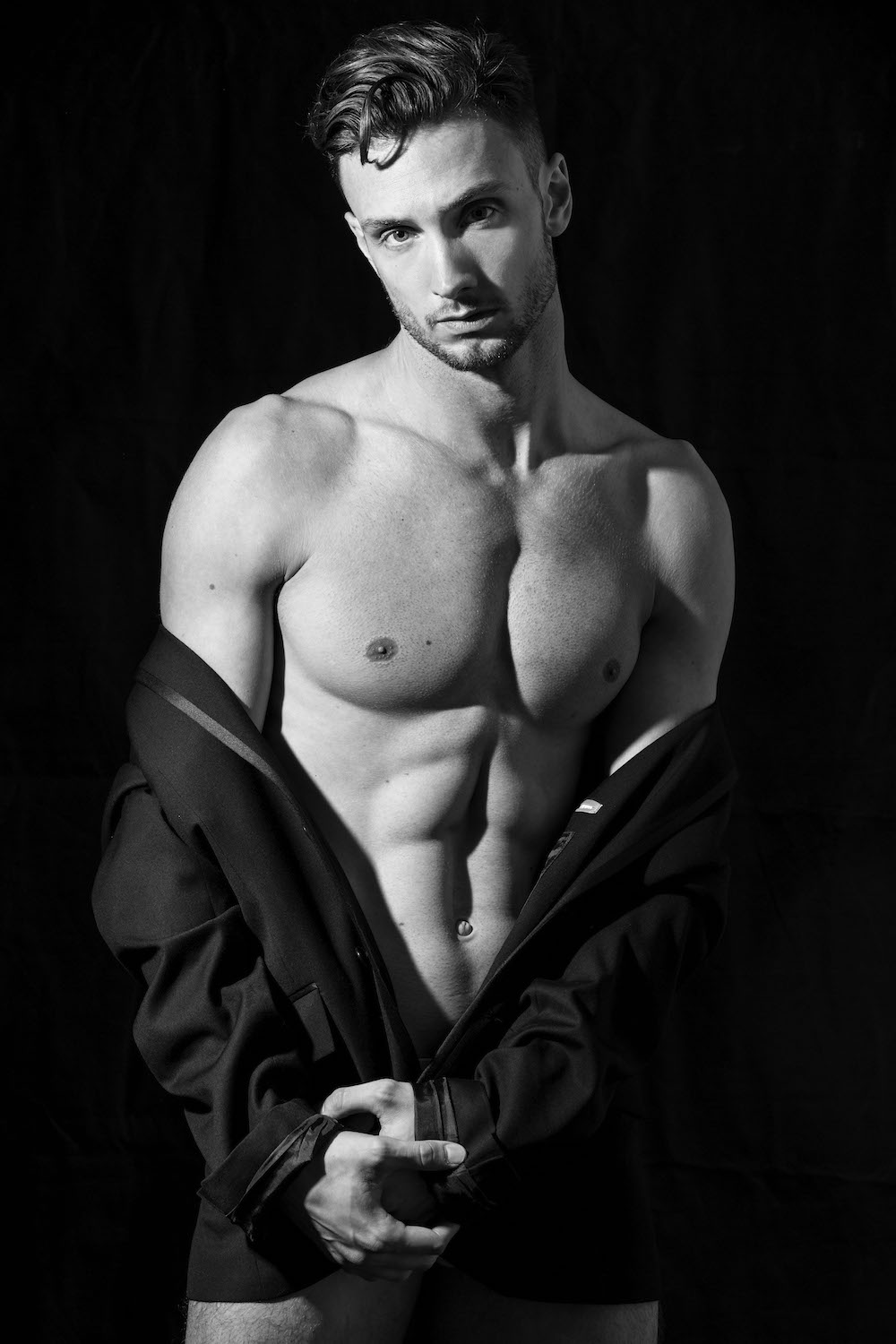 Ben Irish by Nick Andrews for CAJ