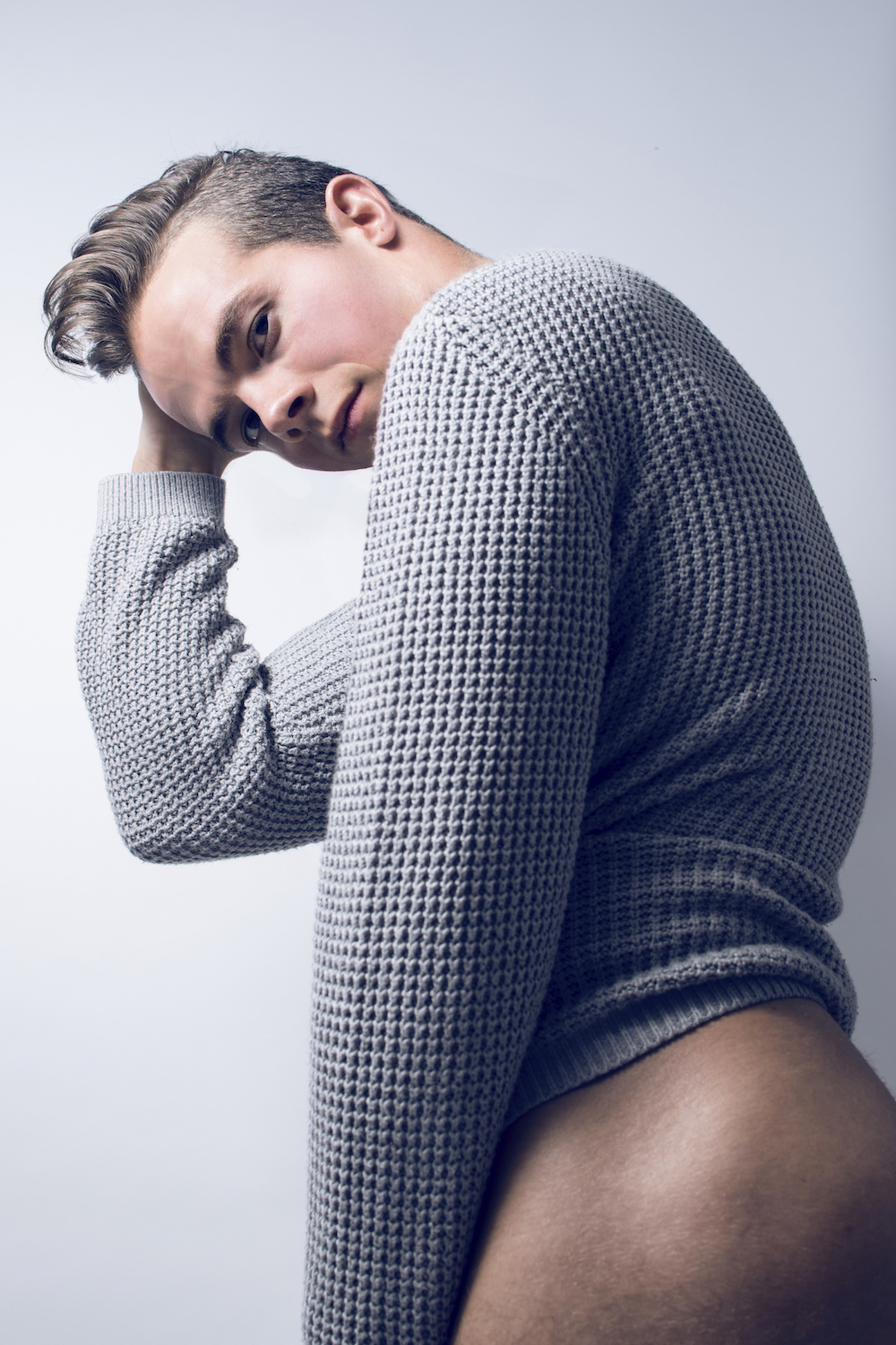 Dancer Boy Will Lucas by Max Parker for CAJ