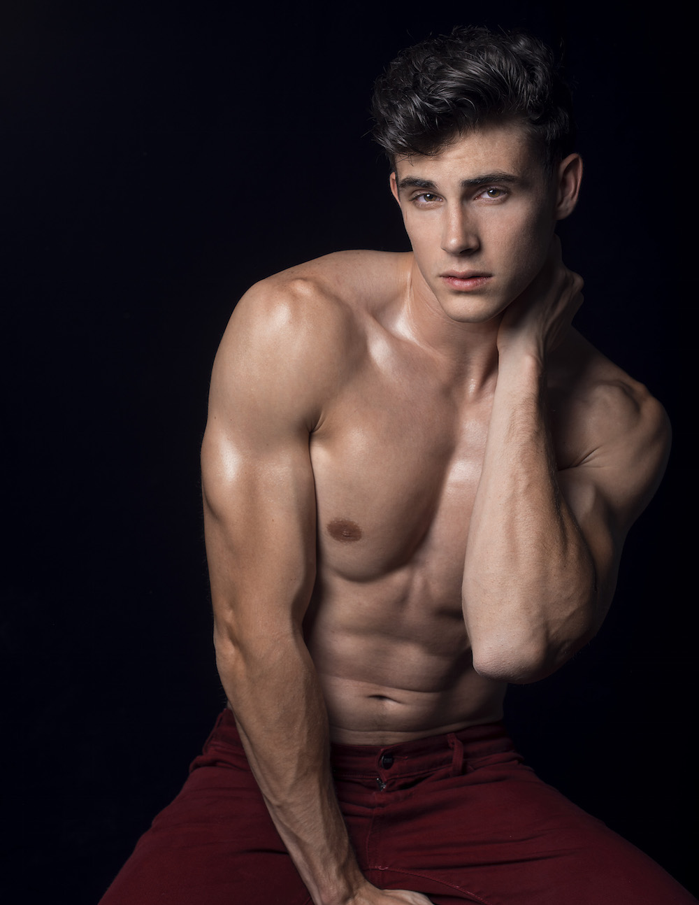 Nicholas Spalding by Cody Kinsfather