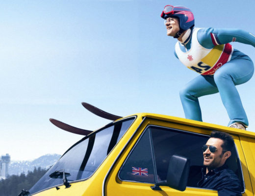 Eddie The Eagle Movie - Film önerisi