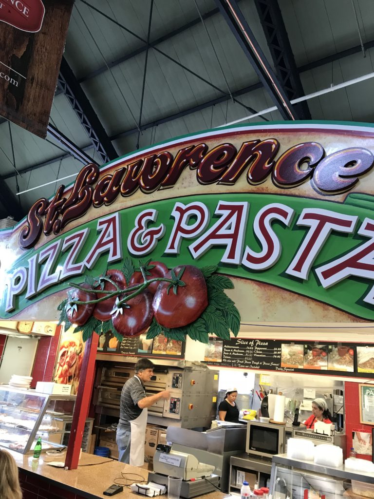 St. Lawrence Market - Toronto's Foodie Heaven