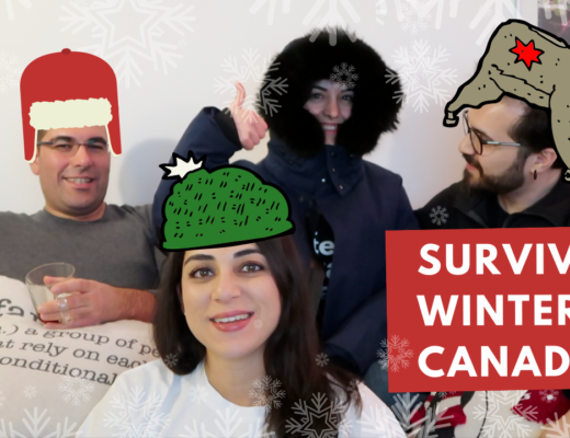 Surviving Our First Winter in Canada
