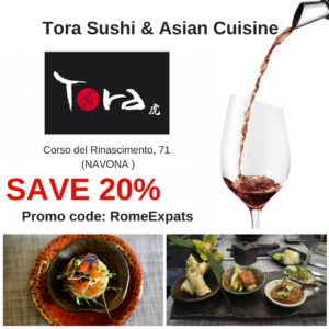 Japanese Restaurant in Rome - It's not a Tourist Trap! 5