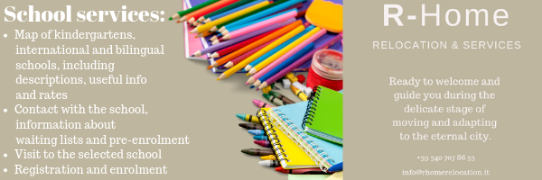 school services from rhome relocation