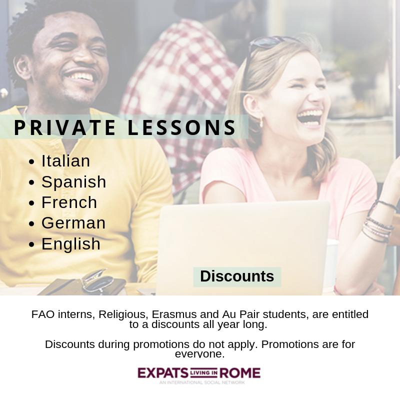 PT Italian lessons in Rome night classes #italianlessons