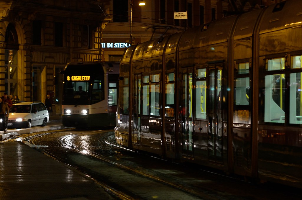 Transportation System in Rome