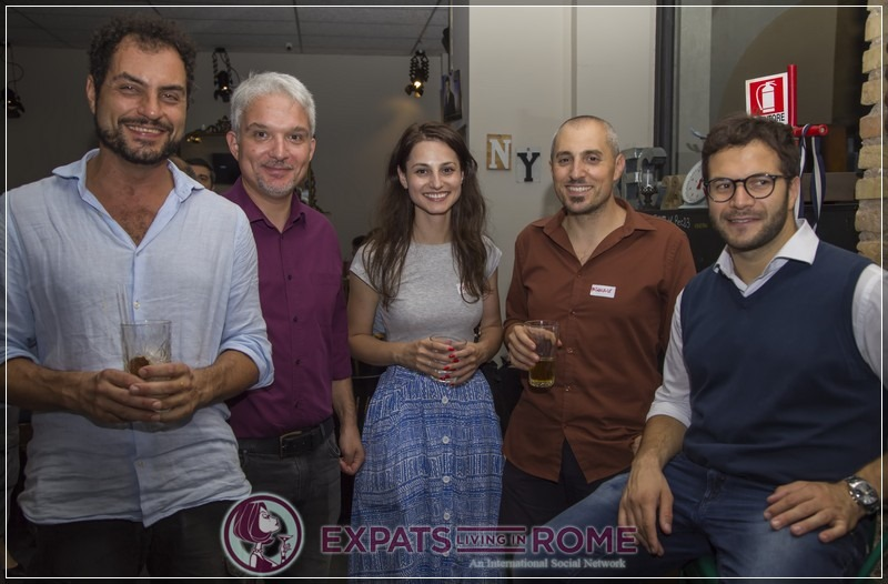 Meet fellow expats every Tuesday!