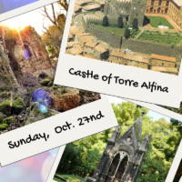 Wb he Enchanted Forest Of Sasseto And its Castle
