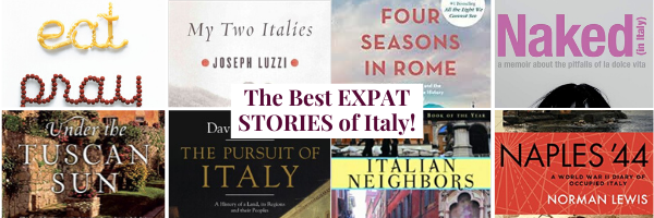 Best books to read about Italy
