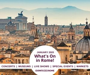What's ON in Rome in January 2020 3