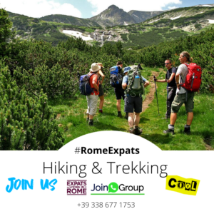 Trekking and hikking near rome italy places to hike in italy hiking tours