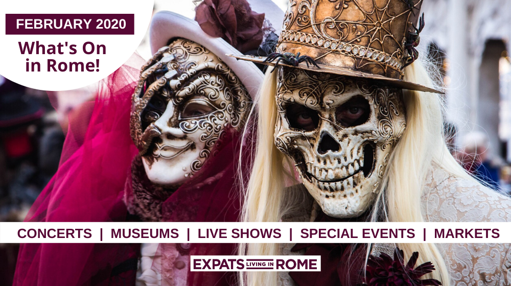 Things to do in Rome February 2020