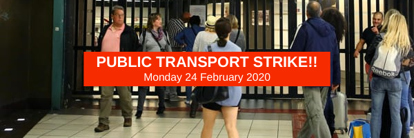 eh Rome public transport strike february 2020 atac RomeTransportation 1000x560