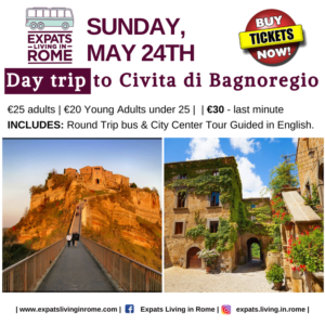 800x800Day trip fRome Expats Day Trip to Civita di Bagnoregio _The Dying Town_ Day Trip