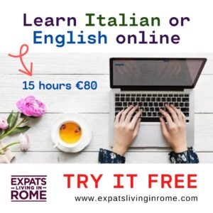 online language lessons italian spanish english grammar conversation