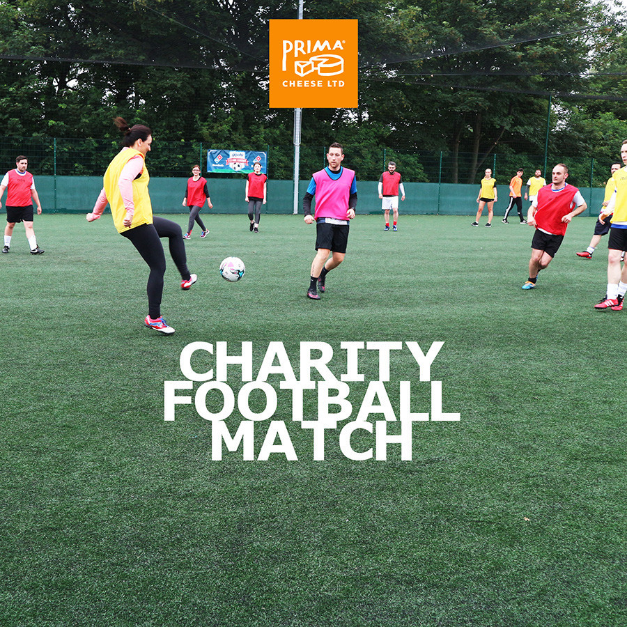 Prima Charity Football Match