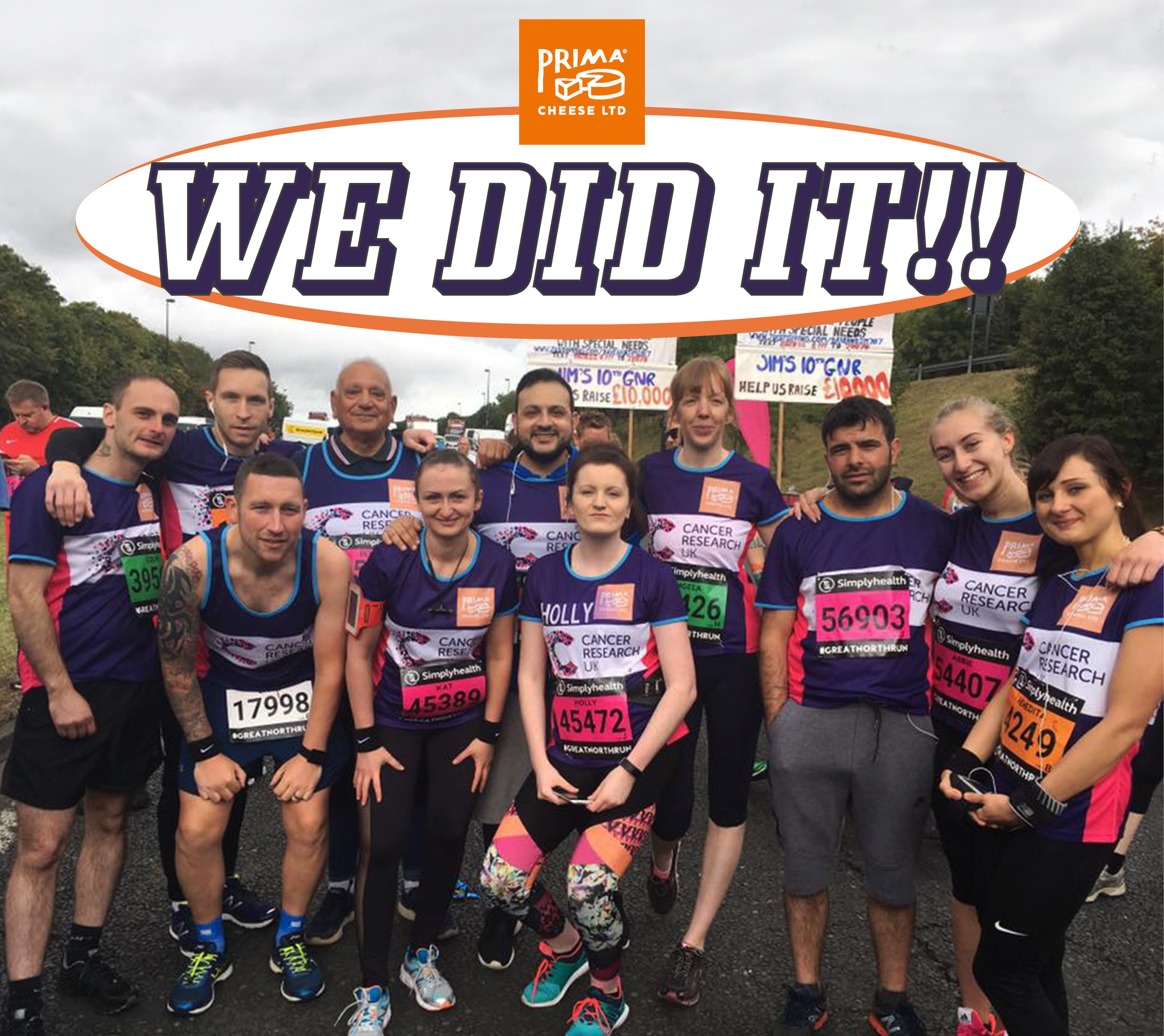 We Did It! GNR Overview